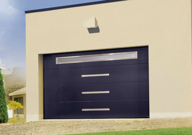 Pose de portes de garage manuelle ou motoris e secteur for Porte de garage aludoor