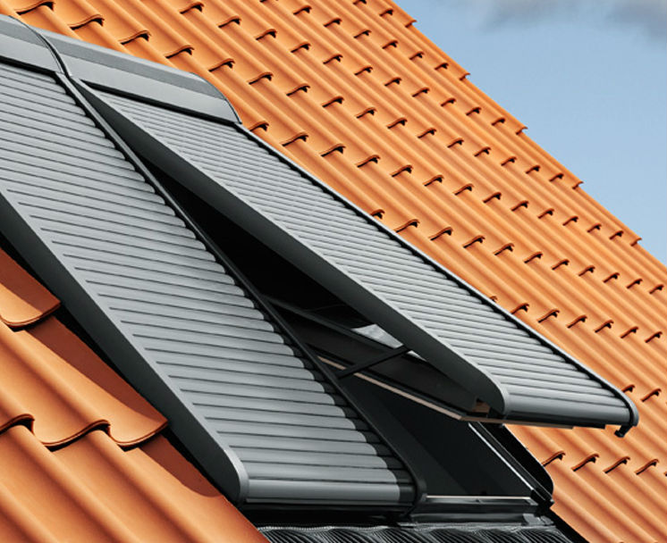 Velux volets roulants