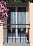 Balconnet aluminium