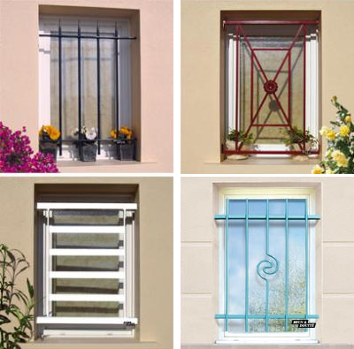 La Grille De Défense Une Sécurité Supplémentaire Pour Vos Fenêtres