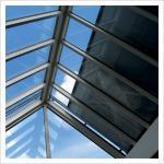 Protection solaire horizontale Renson